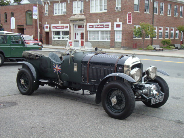 Bentley car for sale :: 1932 4½ Bentley Blower Replica