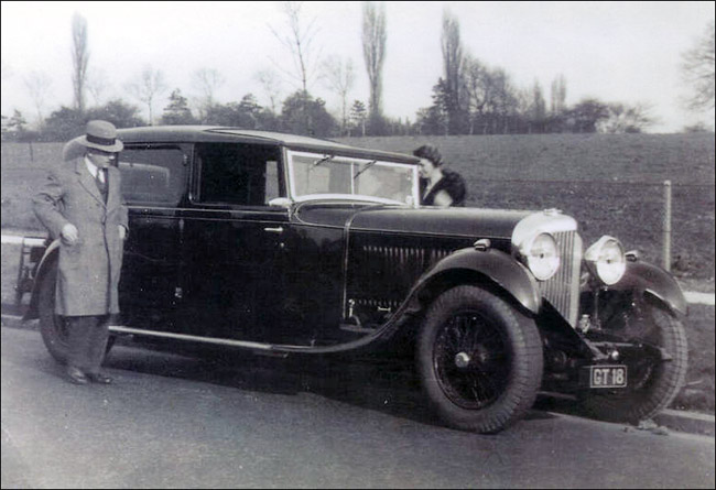 1931 Bentley 8 Litre Chassis Ym5034 Sold For 779 900 Page 1
