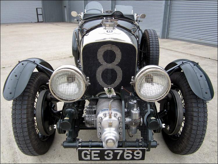 1929 Bentley 4 1/2 Litre - Supercharged