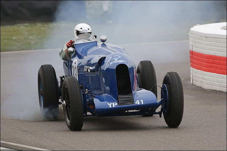 New Pre War Race Bentleys At The Sussex Track In 2019