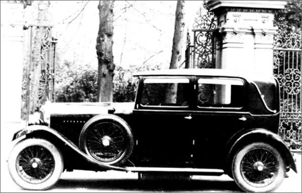 Page 1 of 3 - Weymann Motor Bodies by John W. de Campi